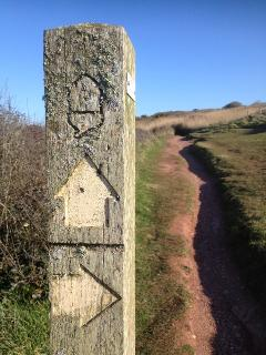 Walk to Wembury this way