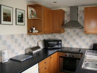 Well equipped kitchen - a home from home!
