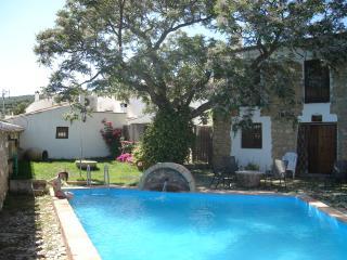 Casa Rural de 3 habitaciones en Fuente De Cesna, Fuentes de Cesna