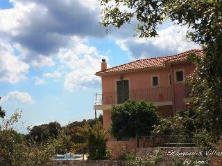 Alkioni - Stamoulis Villas