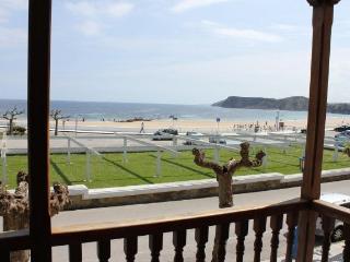 apartamento Comillas playa