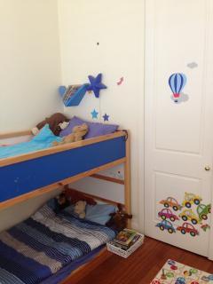 Kids room - 3 single beds