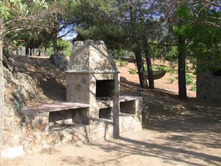 Isla del Burguillo (Pantano...