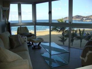 Apto. de diseño, vista playa., Las Palmas