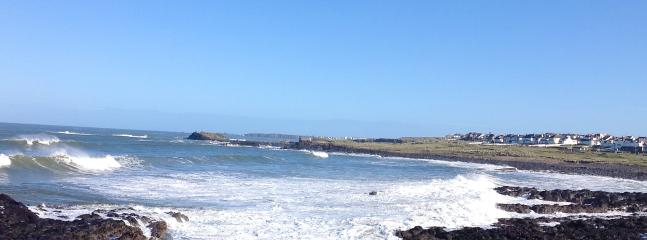 View of the Herring Pond, Portstewart (100 metres from apartment)