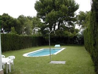 Chalet con piscina y jardin privado -Casa Pilar, L'Ametlla de Mar