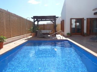 Private Pool to the rear