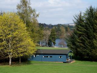 Spruce Lodge + sauna - Britt, Crieff