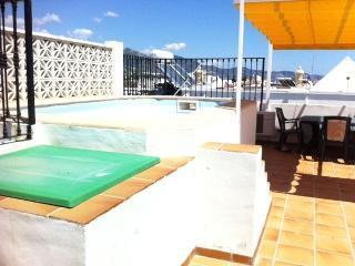 apartamento centrico muy proximo a la playa con piscina privada