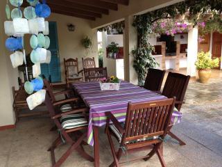 Villa mallorquina en Gomar