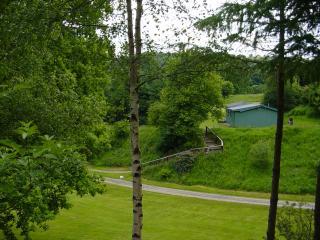 Spruce Lodge + sauna - Iona, Crieff