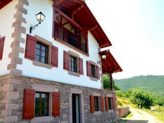 casa rural navarra en Etxalar