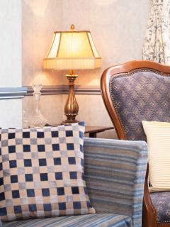 We pay attention to details with our decor to make this your holiday 'home away from home'
