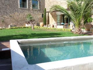 Nezignan L'Eveque villa in France with pool