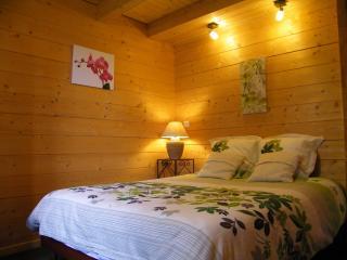 bedroom on the groundfloor