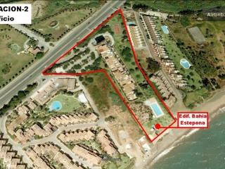 Ático,terraza,parque,piscinas,playa,tenis,parking., Estepona
