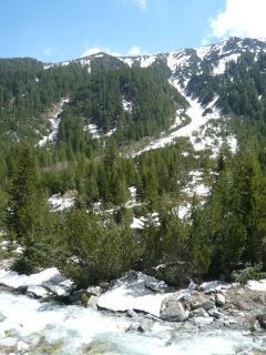 View at nearby Virhen Hut 2