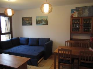Salón con sofá cama muy cómodo y amplio