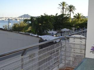 Apartamento Tonia, vistas parcial del mar, Port de Pollenca