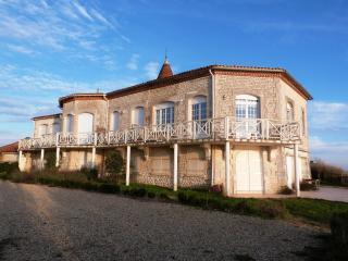 Le logis de la Tour, Meschers-sur-Gironde