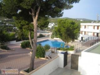 Estudio con piscina comunitaria y, Sant Joan de Labritja