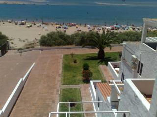 Alquiler apartamento primera linea de playa