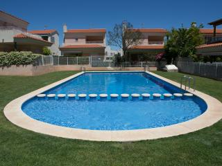 chalet 9 parking, piscina & clim