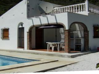 Beautiful country Villa with pool, Cómpeta
