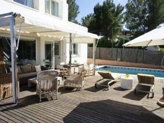 Casa con encanto Ibiza vistas mar, Cala Vadella