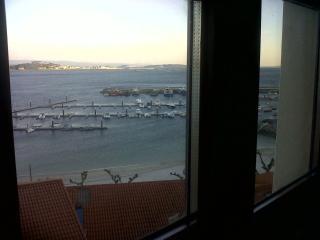 Vistas al mar junto a la playa BOIRO
