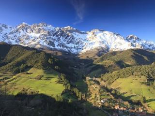 Casa Rural La Yosa de Arguebanes en el Parque Nacional Picos de Europa (Liebana)