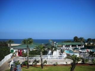 Unobstructed Ocean & Pool Views! Gourmet kitchen. Beachside Condo! #121
