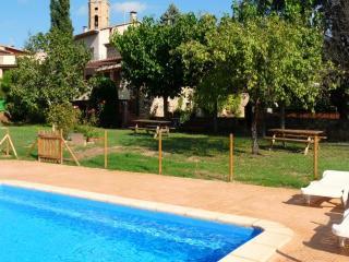 MAS L'ERA.  Casa con piscina, Montagut