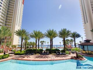 Charming Condo-RESERVED PARKING-Gulf Front~Shores of Panama 1108-Sleeps 6, Panama City Beach