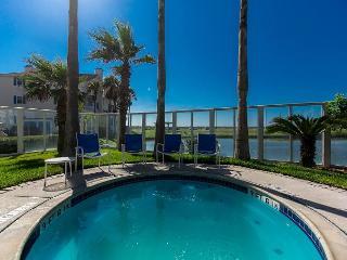2BR/2BA Padre Island Beach Club Condo with Heated Pool - Walk to the Beach!
