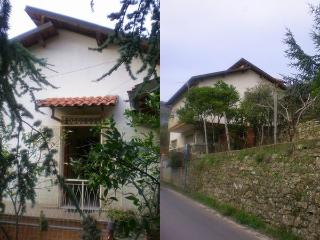 Typical home in the heart of Diano Marina Gulf