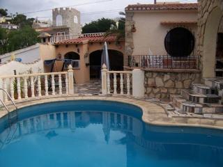 Villa in Calpe. Urbanizacion Canuta Baja 3c