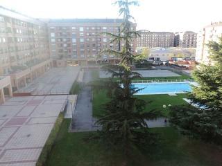 Vista al exterior primer apartamento