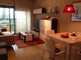 Vacker lägenhet med stor takterrass i Torre del Mar