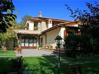 Villa in Cortona, Tuscany, Italy, San Pietro a Cegliolo