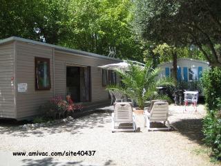Cottage 40 m2  Camping Club La Sirène 5 étoiles, Argelès-sur-mer
