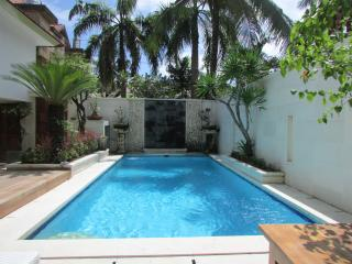 Alexia, 4/5 Bedroom Villa, central Seminyak 'Eat St'