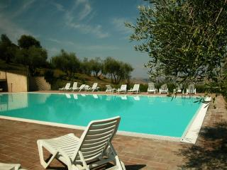 Monaci apartment for holiday, Asciano