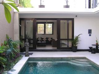 Joy Villa 3BR, near Seminyak, stunning rice views