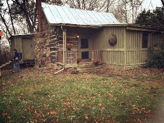 1860 An authentic log cabin experience, Lexington