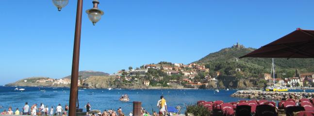 A stroll around beautiful Collioure