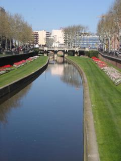 A day trip to city of Perpignan, only 30 minutes away