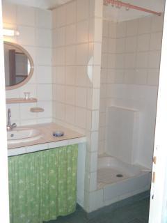 Salle de bain appartement T3