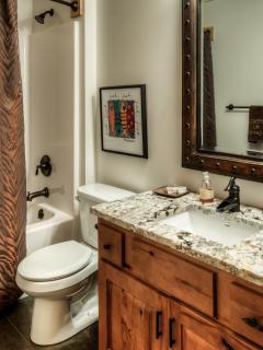 Lower level bathroom (1 of 3)