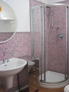 Venetian Mosaic bathroom